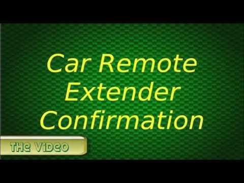 Easy Car Remote Range Extender Test (Confirmed! With Data)