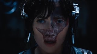 Ghost in the Shell - Control | official trailer (2017) Scarlett Johansson