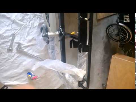 The Cargo Bike - PART 3 Installing the Wheels