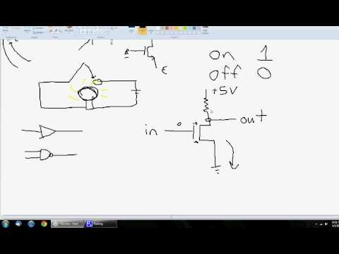 Transistors: How to Build a Logic Gate