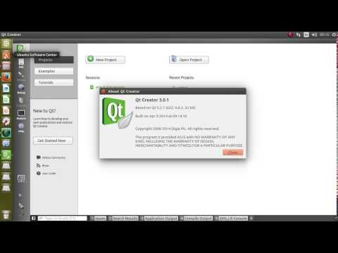 Qt5 C++ - Hướng dẫn cài đặt Qt5 trên Ubuntu 14.04