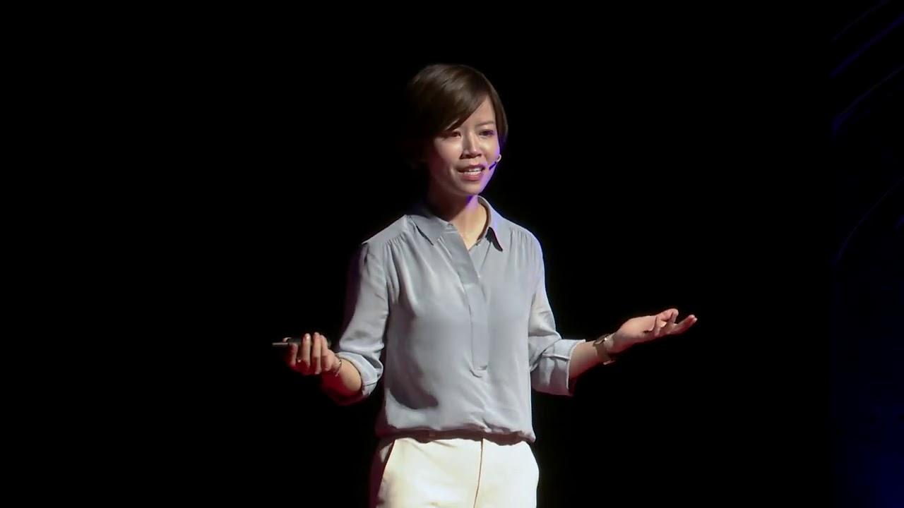 做妈妈不需要定义 Being A Mother Does Not Need to Be Defined   J BIG   TEDxNingbo