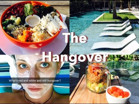 How to cure a Bali Hangover