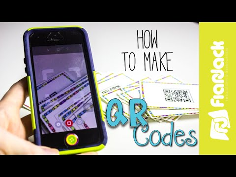 Teacher Author Tip 2: How to Make QR Codes