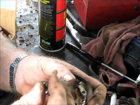 Ford Tractor 2N , 8N, 9N Distributor cleaning , points , cap, rotor and coil replace