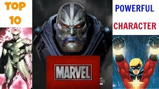 Download TOP 10 MOST POWERFUL MARVEL CHARACTERS Video