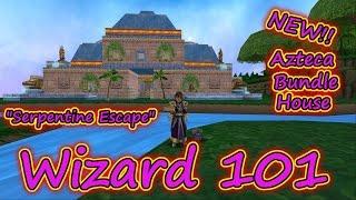 Wizard101 Aztecan Builder's Bundle Video