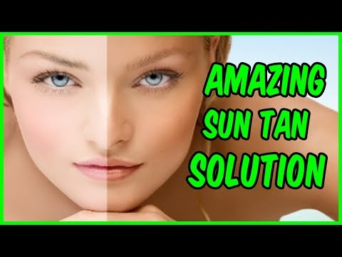 Skin Tan removal | how to remove sun tan | sun tan removal home remedy |