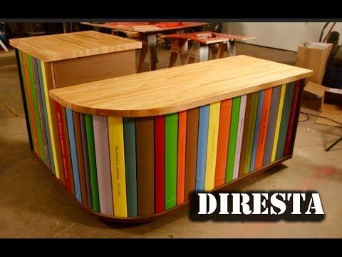 DiResta library Desk