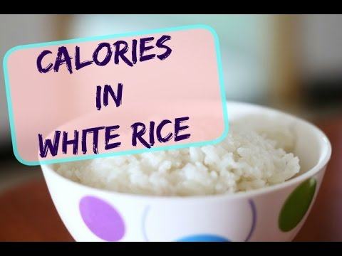 Calories In Rice | Calorie Chart #1