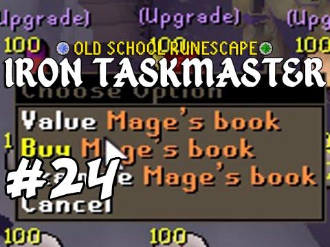 Old School RuneScape Ironman #24 - Attempting Master Clue