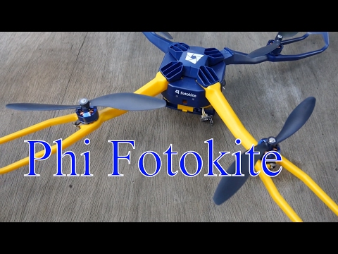 Fotokite Phi - Quick Run down & Issues