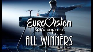 Eurovision All Winners (1956 - 2019)