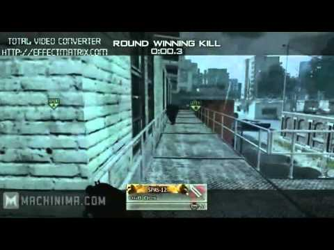 Mw2 Gameplay montage by hey polo