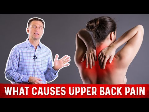 Your Upper Back Pain Is Most Likely NOT Coming From Your Back