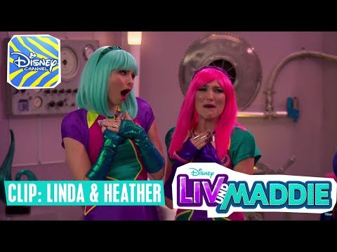 LIV & MADDIE - Clip: Linda & Heather | Disney Channel