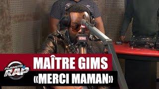 "Maître Gims ""Merci maman"" #PlanèteRap"
