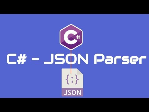 C# - How to create and Parse JSON Data?