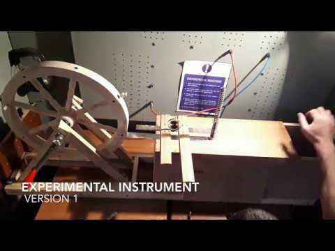 Experimental horror instrument