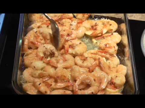 Fabulous Baked Shrimp