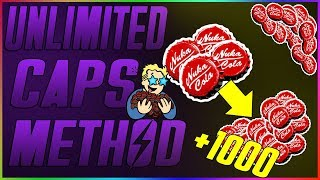 FALLOUT 76 - UNLIMITED XP/MATERIALS METHOD |EASY REARE