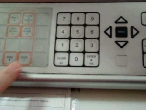 LHA Clock Instruction