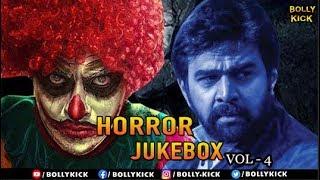 Horror Movies Jukebox Vol 4 | Full Hindi Movie Scenes 2019 | Trisha | Jackky Bhagnani | Adah Sharma