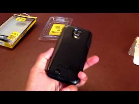 Otterbox Commuter Case for Samsung Galaxy S4 Review