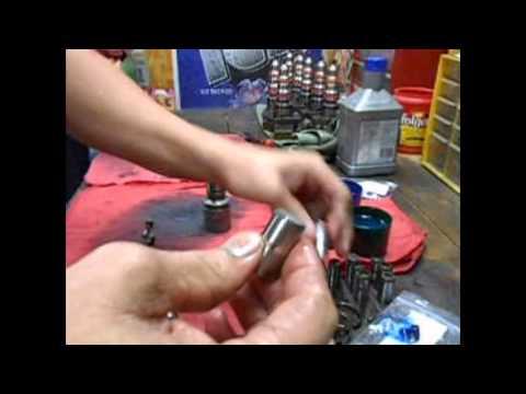 How to rebuild 7.3L Powerstroke injectors