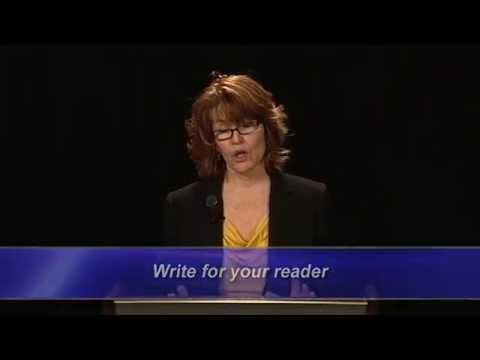 Susan Fox - Six Steps to Improving Your Legal Writing