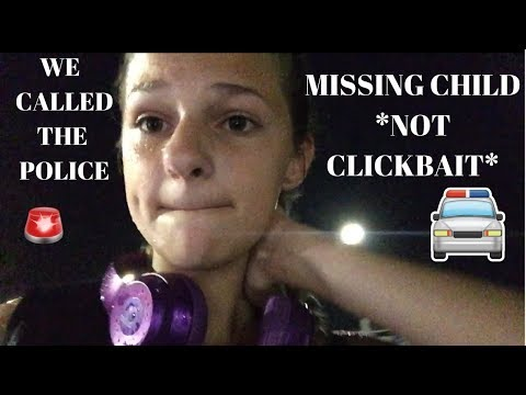 MISSING CHILD! *NOT CLICKBAIT* POLICE COME! | Vacay Day 2 vlog