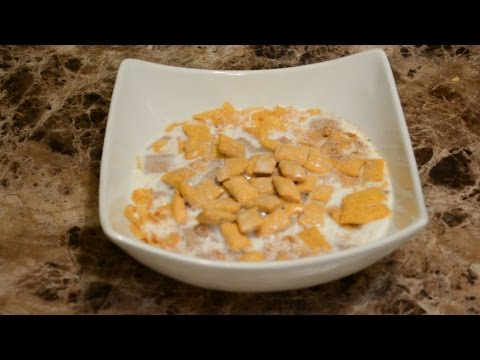 Spice it up #3 breakfast cereal