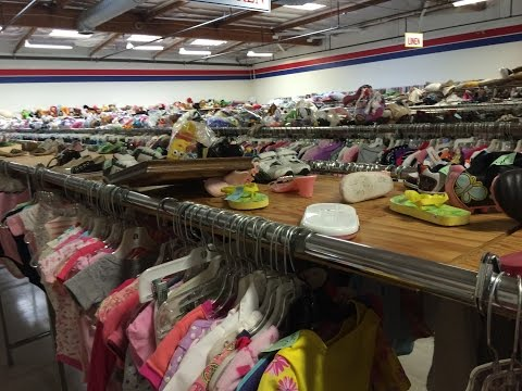 Thrift Store Reborn Shopping! Come Along! Baby Clothes Haul!