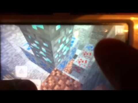 Minecraft PE Best way to find Diamonds,gold,Lapazolie,Redst