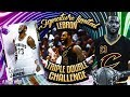 GALAXY OPAL SIGNATURE LIMITED LEBRON JAMES TRIPLE DOUBLE CHALLENGE THIS MAN IS A GOD NBA 2K19