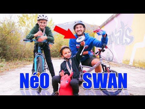 ON ENLÈVE LA ROULETTE ! (Swan the Voice & Néo)