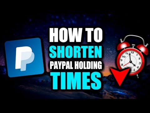 How To Get PayPal To Release Your Funds FAST