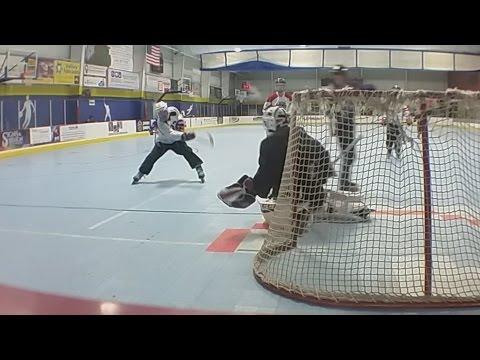 Real Life Goalie #2 - Getting Better?