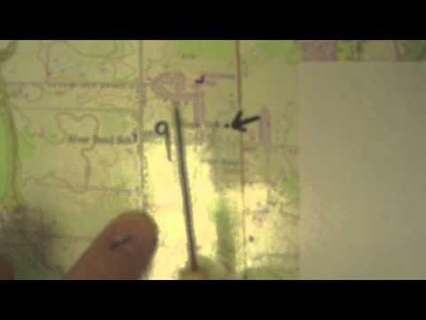 Calculating Relief: Grandville Quadrangle