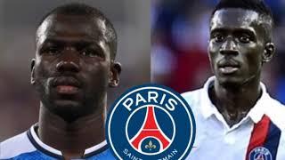 Salaire Astronomique PSG pour Koulibaly, Am Ciss vers Feyenoord,Prosper visé par Lyon,Adama Diakhaby