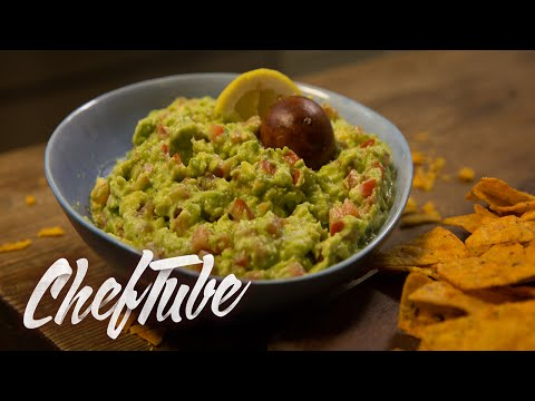 How to Make Guacamole Dip - Recipe in description