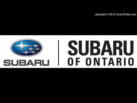 Subaru of Ontario - Labor Day Weekend Sept 2017 Radio