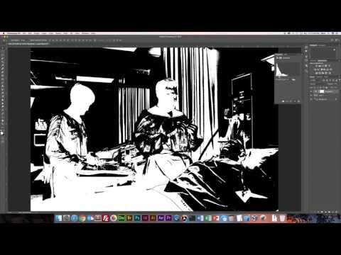 Photoshop CC 2017 White Balance Fix