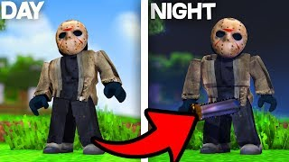 DO NOT PLAY WITH FRIDAY THE 13TH IN MINECRAFT