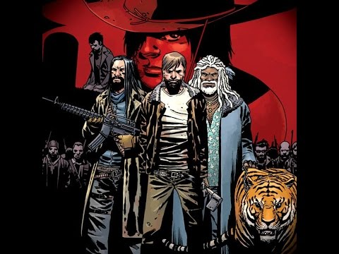 The Walking Dead Season 7 Finale,