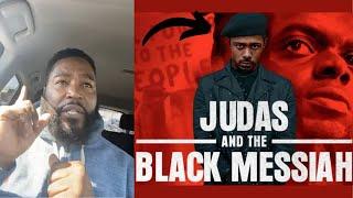 Dr Umar Johnson PROBLEMS w/ JUDAS and the BLACK MESSIAH Movie Review (Daniel Kaluuya)