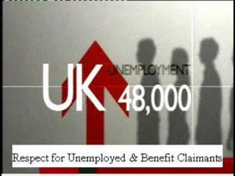 Unemployment Rise - More Misery for Millions in the UK