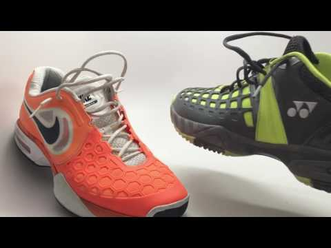 Hard Court VS Clay Court Tennis Shoes