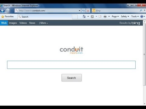How to Remove Search.conduit.com (Manual Removal Tips)