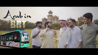 Arab In BRT Peshawar | Our Vines | Rakx Production